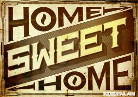 Home Sweet Home by roberlan