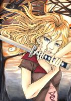 Tanith Low by laurippo