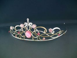 Cinderella tiara for Plagued by ElnaraNiall