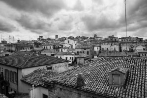 across the rooftops by DegsyJonesPhoto