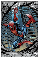 Spider-Man Color by LazerBat