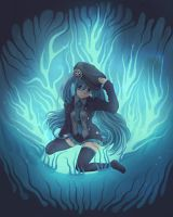 Miku Smudge by GrimmreaperSenpai