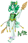 EB: Artie by PuppyLuver