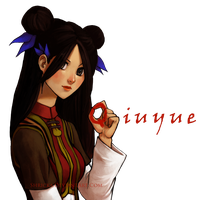 Qiuyue Commission By Shricka (Re-Upload) by XaraTheCat