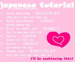 Japanese Tutorial by Sweet-As-Strawberry