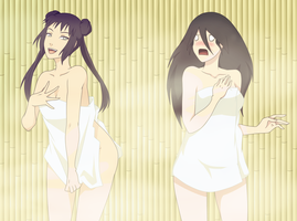 Collab: Onsen by Maryanne007