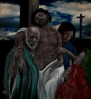 RECLAIMING THE BODY OF CHRIST according to John by Rjrazar1