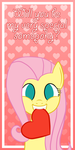 Very Special Somepony - Fluttershy by Happbee