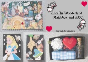 Alice Matchbox and ATC by pcmommy2b