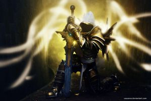 Diablo III - The Fallen Star by vaxzone