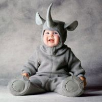 Baby Picture 6: Rhinoceros by Jailsem