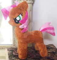 MLP Babs Seed Minky Custom Plush by ponypassions