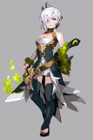 Riven Visual update Concept by Hero-Medley