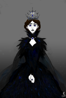 Raven Queen by chorchori