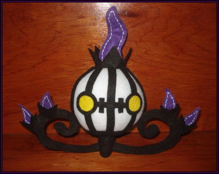 Chandelure Plush by Di-Gon
