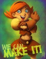 WE CAN MAKE IT by KarlaDiazC