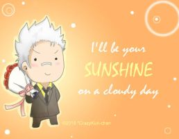 I'll be YOUR Sunshine by CrazyKuri-chan