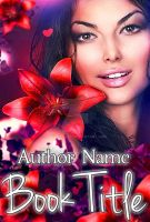 Red Lily Bookcover by KalosysArt