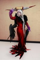 Witch Ultimecia by machui826