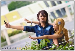 Tiger and Bunny :: Playing Around by dancingontightrope