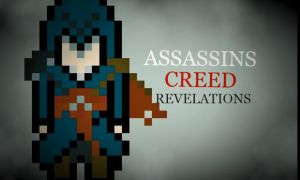 Assassins creed Revelations pixel art by SaddyRemus