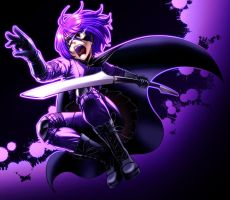 hit girl by cva1046