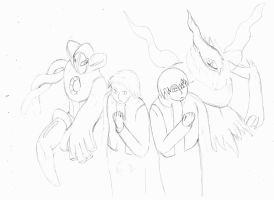 If we had Pokemon Old Rough peice by SamuraiKnight