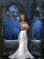 Beautiful Bride by MLR19