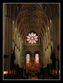 Christchurch Cathedral by SurfGuy3
