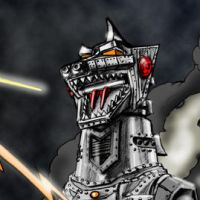 MechaGodzilla....SOON! by VectorAttila