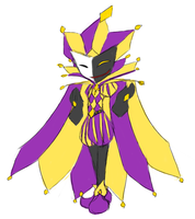 Lord Dimentio by bevveh
