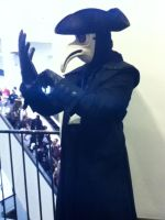 Plague Doctor by TheShadowsParade