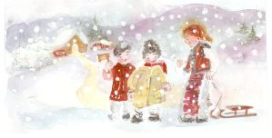 Scan0010  Childrens  and Christmas by ioanacandea