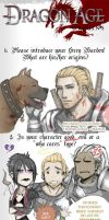 Dragon Age Meme by Silberfeder