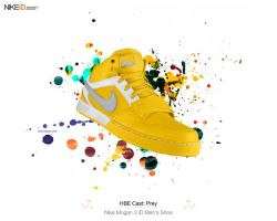 HBE Nike: Prey by isaiahcow1