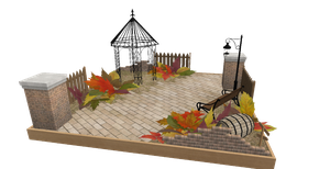 Fall stage by chocosunday