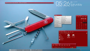Swiss Army Knife by pissnaround