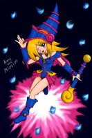Dark Magician Girl fixed by Aimiotakuzero