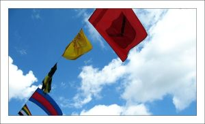 Flags by MichelleMarie