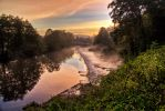 Weir in Bloom by CharmingPhotography