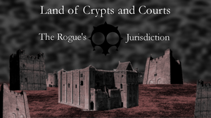 Land of Crypts and Courts by Alkonium