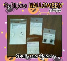 BcBijoux Halloween collection2 by Aiko-Hirocho