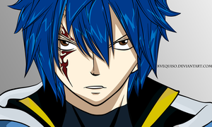 Jellal Fernandes Manga Colored Chapter 325 by kvequiso