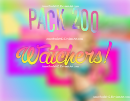 Pack 100,150 y 200 watchers. by SoulInHell