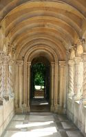 Stock - Wilton Church Cloister by GothicBohemianStock