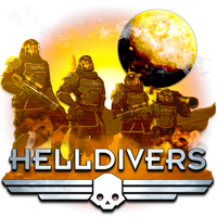 HELLDIVERS by POOTERMAN