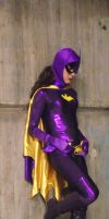 66 Batgirl Cosplay- Night Out 2 by ozbattlechick