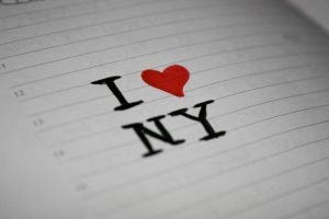 i just LOVE NY by FreakyApple