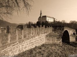 Bridge under Castle by PaSt1978