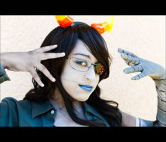 Homestuck cosplay by meatwad4900